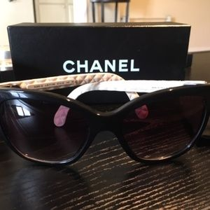 Authentic Chanel 5288-Q 817/s6 Butterfly sunglass